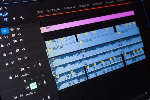 Video editing service Dundee