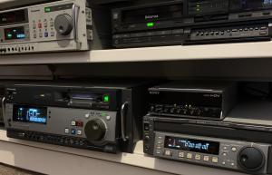 Video tape transfer to dvd or digital Johnstone
