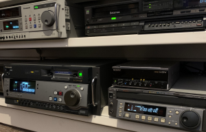 Video tape transfer to dvd or digital Renfrew